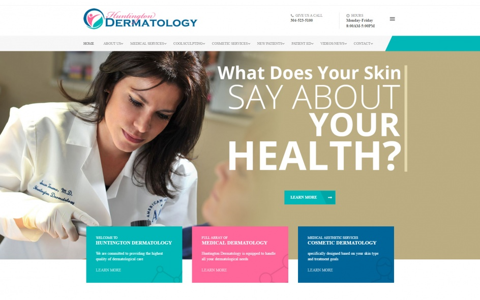 huntington-dermatology
