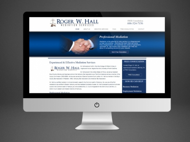 Rodger W. Hall Mediation Services