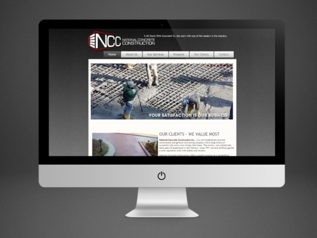 National Concrete Construction Inc.