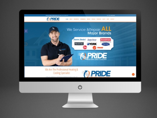 Pride Heating & Cooling