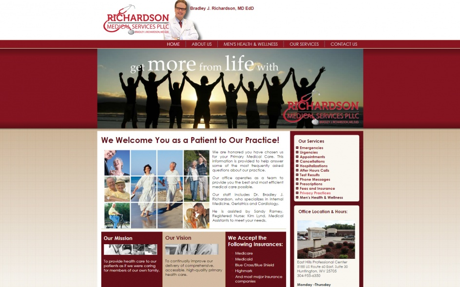richardson-medical-services